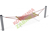 COR205001 - Hammock with Rope Area